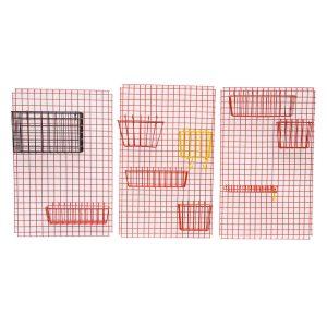 Wall Units by Piero Polato for Robots Milano