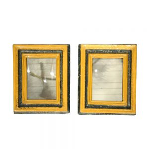 Pair of 18th Century Italian frames