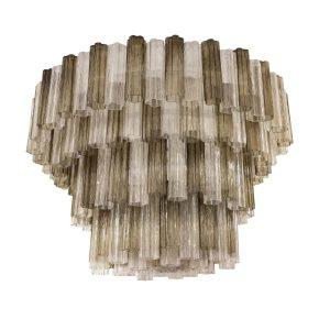 Venini Tronchi chandelier