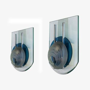 Fontana Arte wall lights