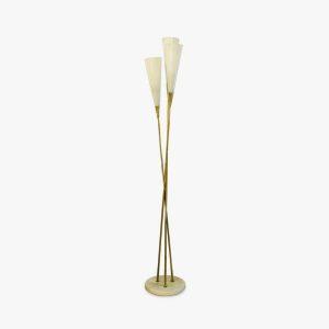 Stilux perspex shades floor lamp