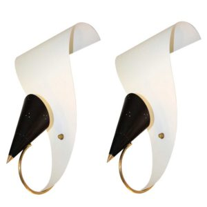 Gilardi Barzaghi wall lights