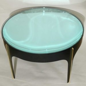 Max Ingrand attributed coffee table