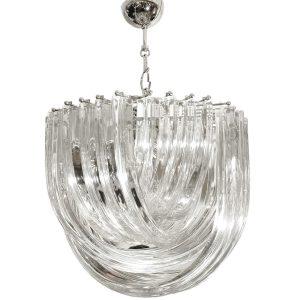 Carlo Nason Loop chandelier