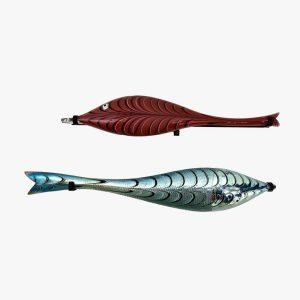Alberto Dona Large glass fish