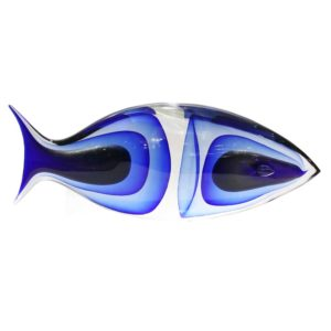 Romano Dona glass fish
