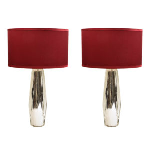 Murano table lamps