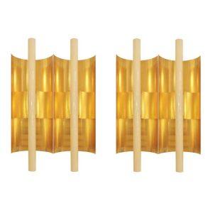 Gio Ponti wall lights
