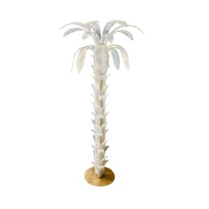 Murano Palm tree lamp