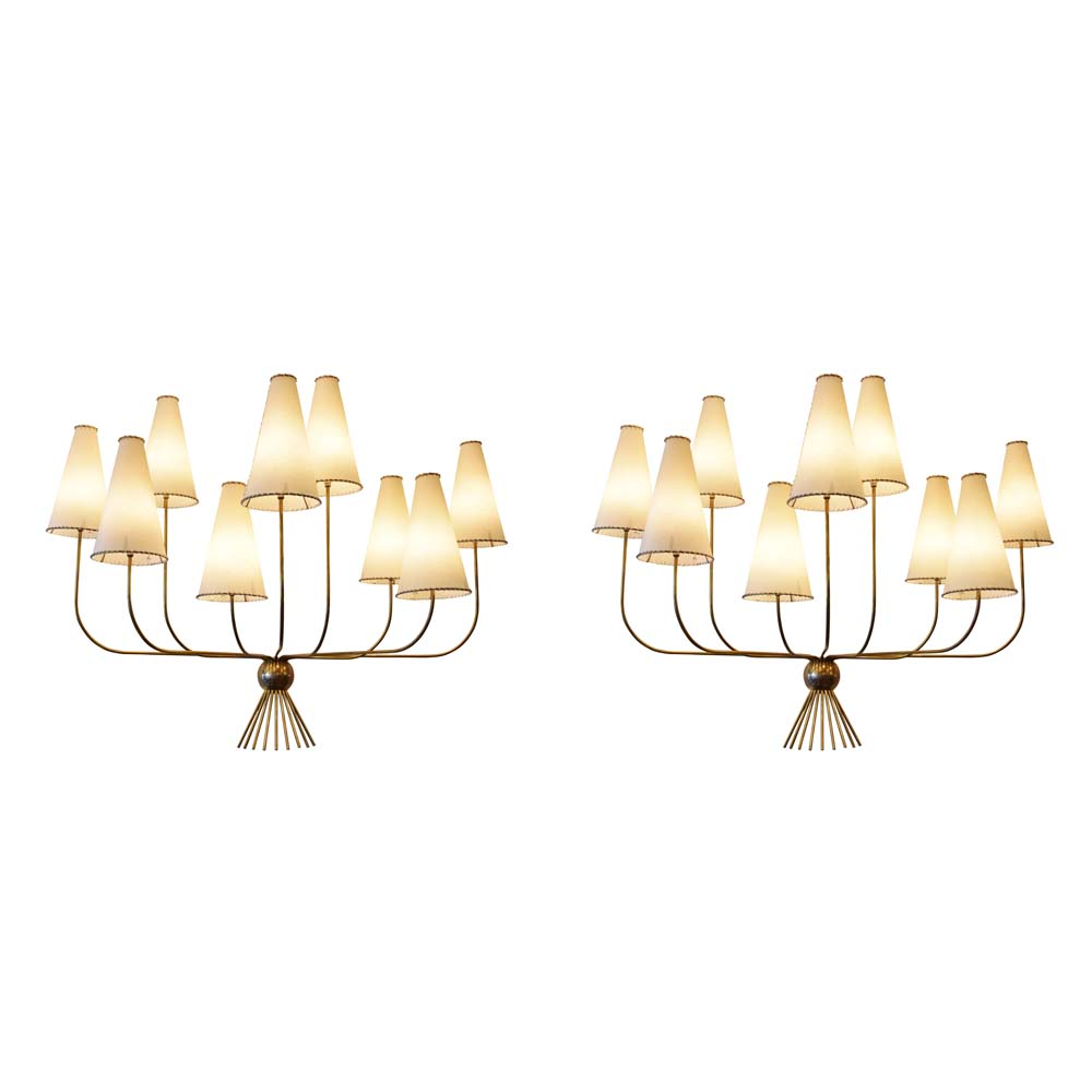 Pair of wall lights by Diego Mardegan