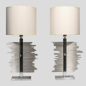 Pair of lamps by Banci