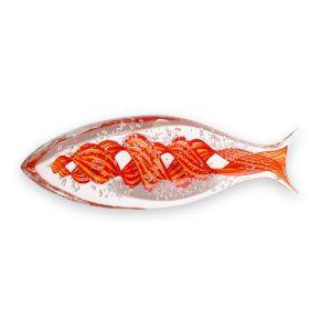 Glass fish Alberto Dona