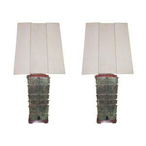 Padoga table lamps