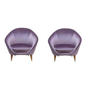Federico Munari armchairs