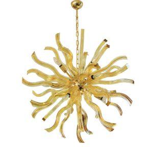 Medusa Spurtnik ceiling light