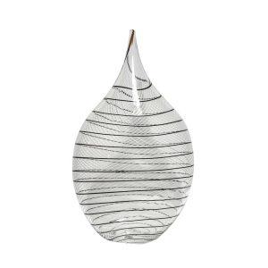 Alberto Dona glass vase