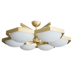 Beehive ceiling light