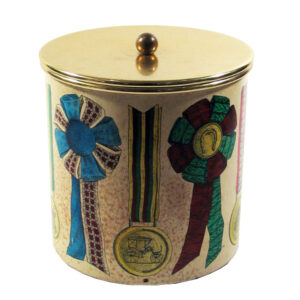 Ice Bucket by Piero Fornasetti