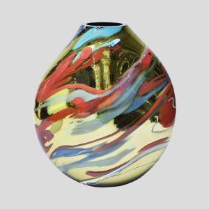 Alberto Dona Multi colour vase