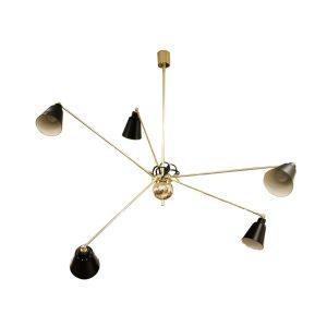 Star 5 ceiling light
