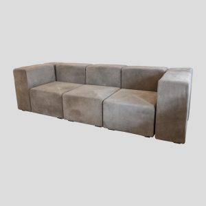 Sistema 61 sofa design by Giancarlo Piretti for Anonima Castelli