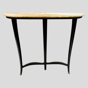1940s Console table designed Guglielmo Ulrich