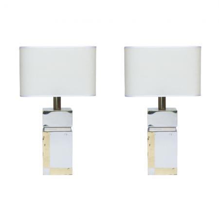 Bottega del Luce table lamps