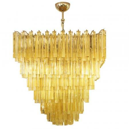 Venini Triedri chandelier