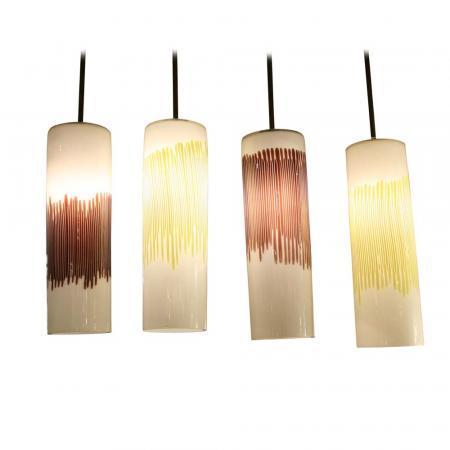 Massimo Vignelli suspension lights