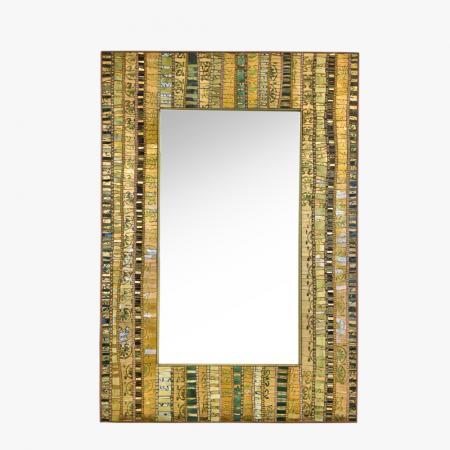 Mosaic Mirror by Dusciana Bravura Italy