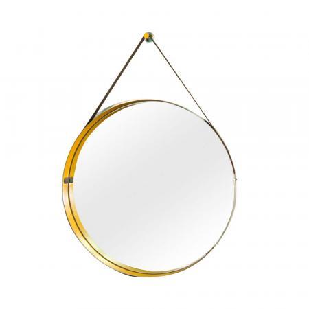 Yellow Drum Mirror