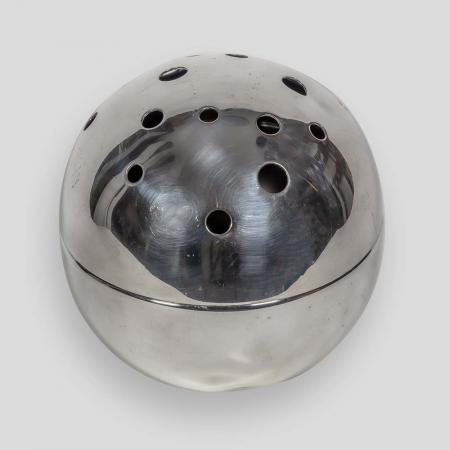 Coll-Gallia Christofle spherical flower holder