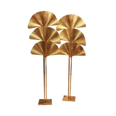Tommaso Barbi fan floor lamps