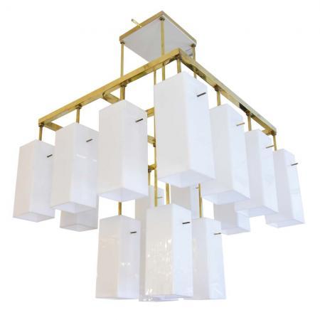 Manhattan chandelier