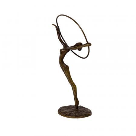 Rudy Coziynsky bronze figure