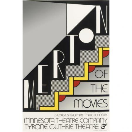 Merton of the Movies Roy Linchtenstein