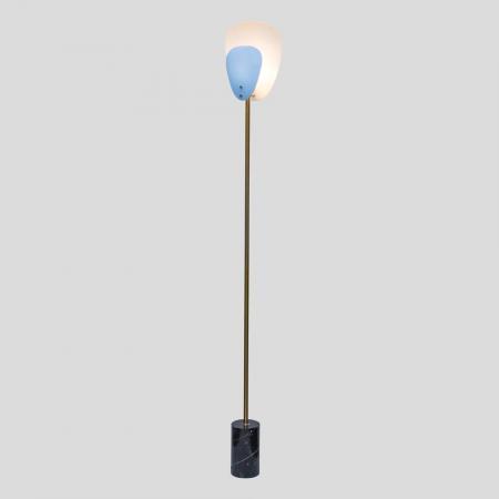 Mid century style floor lamp