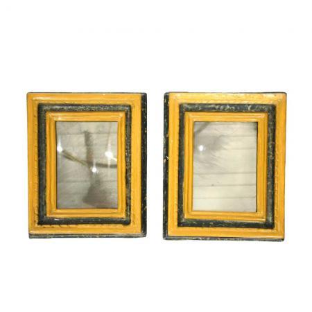 Pair of 18th Century Italian frames